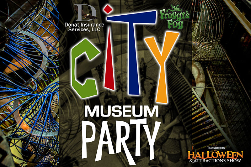 City Museum Party 2017