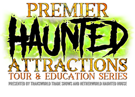 Premier Haunted Attractions Tour & Education Series
